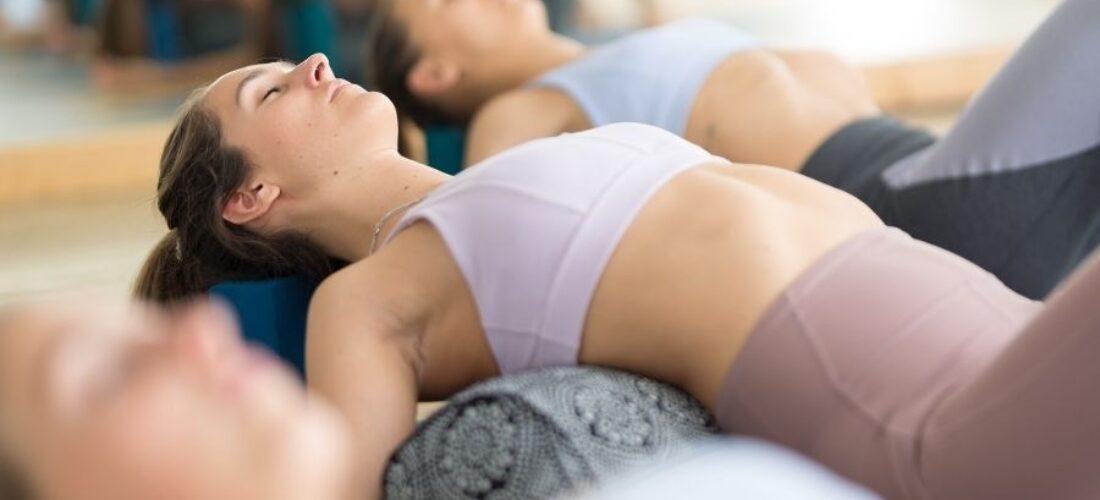 Restorative Yoga (infrarood)
